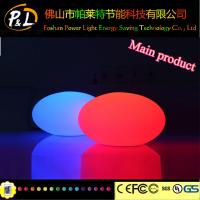Buy cheap Wireless Color Changing Led Table Ball  Lamp with remote controller product