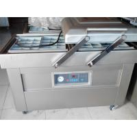 Buy cheap DZ(Q)500-2SB double chamber food vacuum packaging machine product