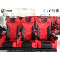 Buy cheap 4DM Motion Chair Pu Leather Electronic Dynamic System 3DOF Cylinder product