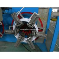 Buy cheap PERT / Aluminum Plastic Composite Pipe Extrusion Machine 110KW 380V 50HZ from wholesalers