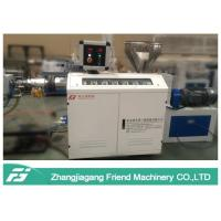Buy cheap Black Color PPE Pipe Extrusion Line With Single Screw Extruder Chemical Resistance from wholesalers