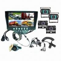 Buy cheap Trailer System, Quad System with Trailer Cable, Waterproof Grade of IP Protection 69, Auto AGC from wholesalers
