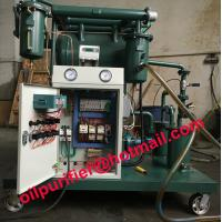 Buy cheap Vacuum Insulation Oil Purifier,oil purification kit Remove Water, Gas ,Particles, Discolor from wholesalers