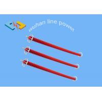 120 KN EHV Composite Long Rod Insulator 500kV Small Dispersion FXBW-500/120