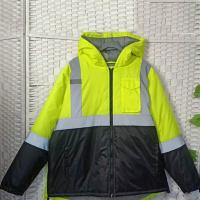 Buy cheap High Visibility Reflective Apparel , Waterproof Reflective Safety Clothing product