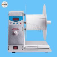 Quality Automatic label rewinder printer label automatic labeling machine spot for sale