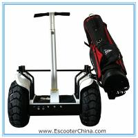 Buy cheap electric golf scooter two wheels from wholesalers