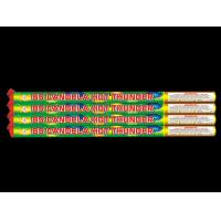 Buy cheap 8 shots firework roman candle for sale from wholesalers