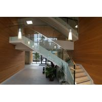 Buy cheap Stainless Steel Patch Fitting Railing for Staircase Glass Railing Design product