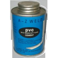 Buy cheap CLEAR PVC CEMENT from wholesalers