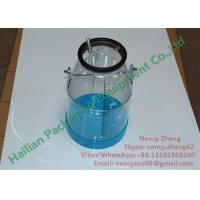 Buy cheap Milking Spares Plastic Transparent Milking Bucket 25Liter with Measuring Scale from wholesalers