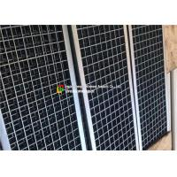 Buy cheap Gardens / Airport Galvanised Floor Grating , Metal Driveway Drainage Grates from wholesalers