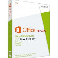 Buy cheap Genuine Microsoft Office 2013 Product Key , Student 2013 Key Codes from wholesalers