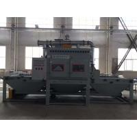 Buy cheap Large Transmission Belt automatic blasting machine Dust collector and Sand Recycle System from wholesalers