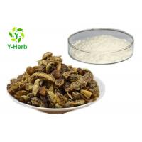 Buy cheap CAS: 446-72-0 Natural Fructus Sophorae Extract Genistein Powder 98% Manufacturer from wholesalers