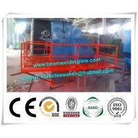 Buy cheap Construction Steel Shot Blasting Equipment For Pipe Outside and Inside Blasting from wholesalers