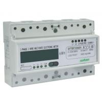 Buy cheap Three Phase Electronic Multi-rate Watt-hour Meter from wholesalers