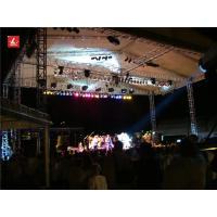 Buy cheap Square Triangle Beam Circular Aluminum Box Truss For Outside Vocal Concert from wholesalers