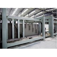 Buy cheap Full Automatic AAC Block Cutting Machine Decorative Concrete Block Severing product