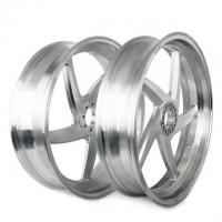 Buy cheap SUZUKI Custom Forged Motorcycle Wheels High Performance Aluminum Alloy Wheel Rims For Street Bike from wholesalers