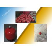 Buy cheap Hanging Fm200 Automatic Fire Extinguisher Ball Thermally Controlled Server Room from wholesalers
