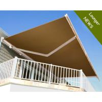 Buy cheap Retractable Awning Window Awning Door Awning Garden Awning from wholesalers