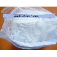 Buy cheap Anti Estrogen white Steroids oiwder Androstenedione CAS No: 63-05-8 For Increasing Serum Levels from wholesalers