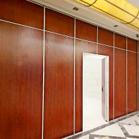 Buy cheap Modular Fireproof Sliding Room Divider Partition for Restaurant Furniture from wholesalers
