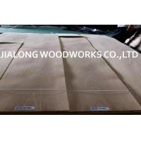 Buy cheap Plain Cut/Crown Cut  Natural White Oak Veneer Sheet Light Color For Plywood from wholesalers