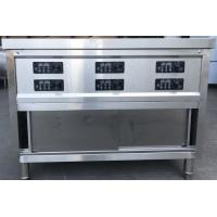 Buy cheap Freestanding Electric Range 4 Zones , Stainless Steel Stove Electric from wholesalers