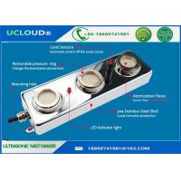 Buy cheap Industrial 3 Head Ultrasonic Mist Maker For Greenhouse Aeromist Hydroponics from wholesalers