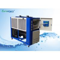 Buy cheap Low Pressure 18 Ton Industrial Portable Water Chiller Units 400V - 50HZ Power Supply from wholesalers