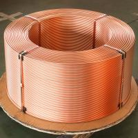Buy cheap Refrigeration 30' Length C1100 Pancake Coil Copper Tube from wholesalers