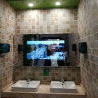 Buy cheap 43 Inch Smart Mirror LCD Screen Bathroom Wall Mounted PC Display Customized from wholesalers