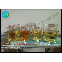 Buy cheap Yellow Premixed Safest Liquid Anabolic Oral Steroids Nandrolone Decanoate Deca 250 from wholesalers