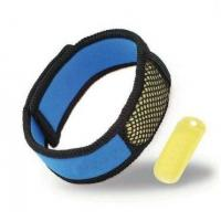 Buy cheap Fashionable Mosquito repellent wrist belt,Neoprene wrist strap for Mosquito repellent from wholesalers