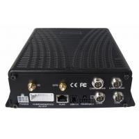 Buy cheap 8-channel SATA Storage GPS Mobile DVR , Google map , GPS tracking. from wholesalers