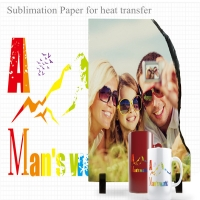 Buy cheap A4 A3 Sublimation 100gsm Inkjet Heat Transfer Paper from wholesalers