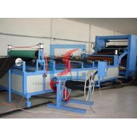 Buy cheap Sheet Extruder Machine Plastic Extrusion Line For Railway And Airport Runway from wholesalers