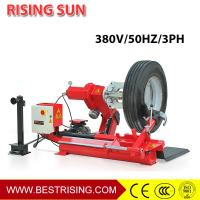 Buy cheap Truck repair used tire mounting machine for garage from wholesalers