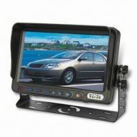 Buy cheap 7-inch Digital Screen TFT LCD Reversing Monitor with 800RGB x 480 Pixels Resolution from wholesalers