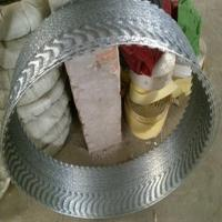 Buy cheap Galvanized razor wire factory made in china from wholesalers