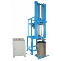 Buy cheap Vertical Foam Mattress Making Machine Manual Operation With Speed 30~40 R/Min from wholesalers
