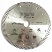 Buy cheap Diamond Stone Cutter Blade For Dry And Wet Cutting , 7 Sintered Turbo Saw Blade Cutting Granite With Circular Saw from wholesalers