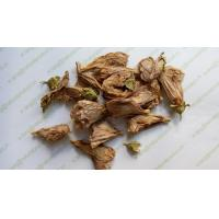 Buy cheap Dry Hibiscus syriacus Linn Flowers White color or purple color herbal tea Mu jin hua from wholesalers