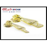 Buy cheap Luxury Golden Decorative Drawer Pulls Pendant Design ISO Approved from wholesalers