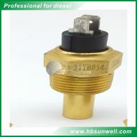 Buy cheap Water Temperature Diesel Engine Sensors 3967250 Dongfeng Truck Cummins 6CT product