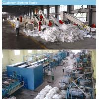 Buy cheap Plastic Films Recycling Extruder Machine , Waste Plastic Granules Making Machine  from wholesalers