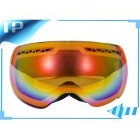 Buy cheap Purple Womens Ski Goggles from wholesalers