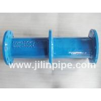 Buy cheap ductile iron pipe fittings, double flanged pipe with puddle flange. ISO 2531, BS EN545, BS EN598 from wholesalers